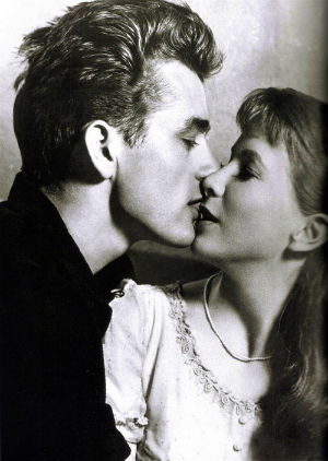Julie Harris worked with the legendary James Dean in 'East of Eden.'