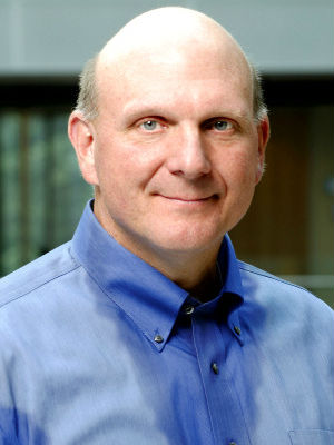 Much like Apple's current CEO Tim Cook, Steve Ballmer was forced to wrestle with unfavorable comparisons to his predecessor, despite a much more flamboyant personal style that made for several popular online videos.