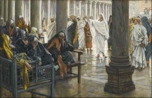 Jesus rebukes the religious leaders of the day: 'Woe to you, scribes and Pharisees, you hypocrites. You lock the Kingdom of heaven before men.  You do not enter yourselves, nor do you allow entrance to those trying to enter' (Matthew 23:13).