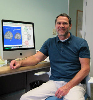 Dr. Eric Courchesne's team at the Autism Centre of Excellence at the University of San Diego first scanned the brains and analyzed the blood of more than 600 youngsters from 12 months to four years old.