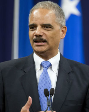 'Aggressive enforcement of federal criminal laws is necessary,' U.S. Attorney General Eric Holder says, but 'we cannot simply prosecute or incarcerate our way to becoming a safer nation.'