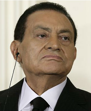 Hosni Mubarak, who was ousted in a 2011 uprising, has been told he can prepare for future court appearances from home.