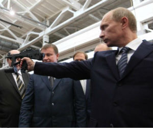 The rate of gun ownership is 4,000 per 100,000 inhabitants in Russia. The murder rate in Russia was 20.52 per 100,000 in 2002. Few would deny Russian President Vladimir Putin's right to own a gun.