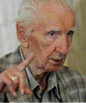 Laszlo Csatary topped the dwindling list of surviving Nazi war crimes suspects. His lawyer says that Csatary died in the hospital over the weekend after contracting pneumonia. Holocaust survivors seeking some justice are bitterly disappointed.