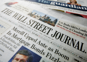The WSJ is one of the few publications to successfully maintain print and online viability by providing unique value to readers.