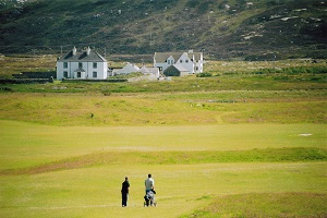 I will return to the Askernish Open in 2014 to have the opportunity to stride once again over those 18 sublime holes, be overcome by their awe, and make shots that, with a little luck, will trace a faithful line toward their proper end, the cup -- because of this hope I will return to Askernish.