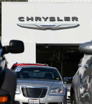 The Chrysler Group has filed for an initial public offering this week.