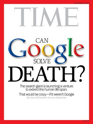 The current issue of Time discusses Google's venture.