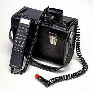 Nokia spent more than a century making tires, boots or cables before producing the first handheld mobile phone, the Mobira Cityman, in 1987.