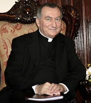 Archbishop Pietro Parolin