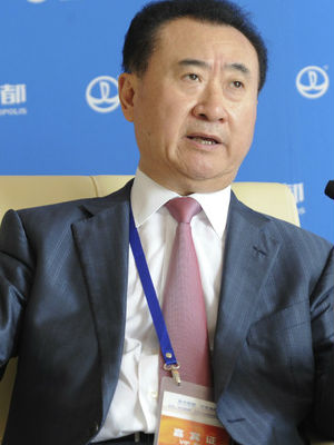 Tycoon Wang Jianlin announced in a glamorous red-carpet event this past weekend that the Dalian Wanda Group will build a state-of-the-art film studio in order to dominate China's growing movie market.