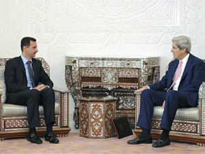 Kerry has met with Assad and said he found him to be a generous man.