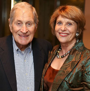 Ray Dolby is survived by his wife, Dagmar, his sons, Tom and David, their spouses, Andrew and Natasha, and four grandchildren.