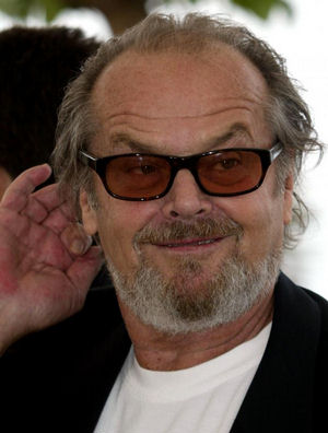 Actor Jack Nicholson was raised Catholic, the religion of his mother, and grew up in Neptune City, New Jersey.