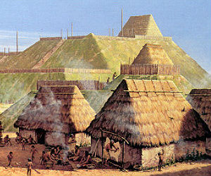 Mystery Surrounds Ancient American City Where St Louis