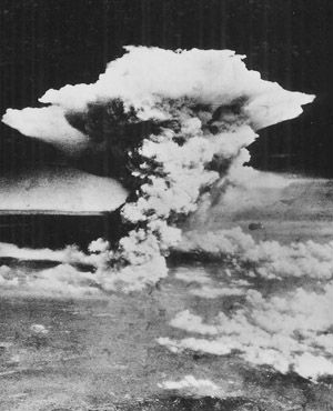 Both bombs carried a payload of four megatons, which is the equivalent of four million tons of TNT explosive.