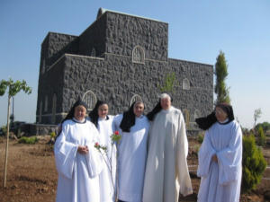 The Trappist nuns of Syria make me proud to be a Catholic Christian. Their life is beautiful. Their prayer is powerful; more powerful than any weapons of mass destruction, be they chemical weapons or tomahawk missiles. They reveal the prophetic mission of the Catholic Church. We need to hear their cry and respond.