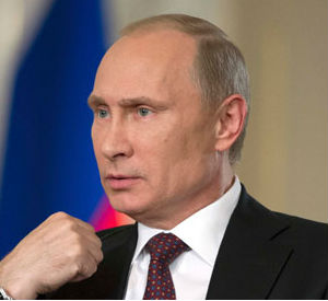 Russian President Vladimir Putin says that John Kerry lied by telling Congress that al-Qaeda-linked forces don't have a role in the fight against the regime of President Bashar al-Assad.