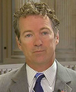 What's good for the goose is good for the gander -- Kentucky Senator Rand Paul says federal employees should have to sign up for Obamacare, too.