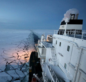 The Northwest Passage from the Atlantic to the Pacific has remained blocked by pack-ice all year. More than 20 yachts have been left ice-bound. A cruise ship attempting the route was forced to turn back.