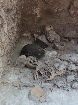Many of the remains were apparently decapitated, as skulls were scattered about the cave, with no relation to the rest of the bodies.