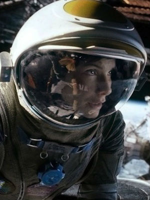 'Gravity,' in spite of being released last week commanded the nation's box offices. The 3-D space film pulled in a substantial $44.2 million, bring its cumulative earnings to a total of $123.4 million, well over the $100 million mark in just ten days.