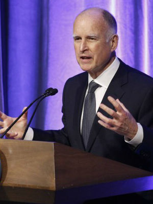 California Governor Jerry Brown has made the Internet a little bit safer - and its abusers a lot more culpable by outlawing the practice of 'revenge porn.'