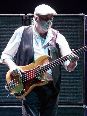 Singer and Fleetwood Mac co-founder John McVie has fallen ill to cancer.