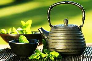 Tea is the second-most consumed drink in the world, surpassed only by water.