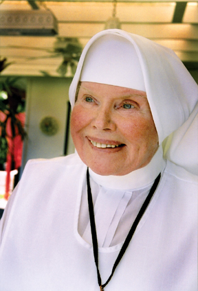Mother Antonia Brenner.