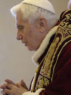 During this period, Benedict XVI was still Pope. This suggests that the Vatican may also have been monitored during the last few weeks of his papacy.