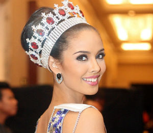 Crowned Miss World 2013 at the Miss World Pageant in Bali, Indonesia, Young told interviewers that the way to avoid unwanted sex is to 'just say no.'