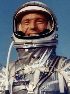 With Scott Carpenter's passing, John Glenn is the lone survivor of the Mercury 7. That team included Carpenter, Glenn, L. Gordon Cooper, Virgil 'Gus' Grissom, Walter Schirra, Alan Shepard and Donald 'Deke' Slayton.