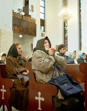 Halting the spread of Christianity is a cornerstone of Iran's crackdown on religious freedom.
