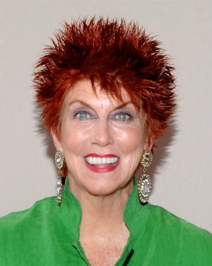 Marcia Wallace had advocated for awareness of breast cancer, a disease she battled herself. 'Don't Look Back, We're Not Going That Way,' her book in 2004 in part chronicled her fight with the disease.