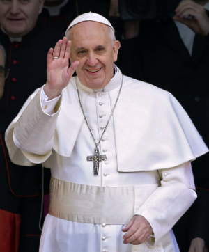 Pope Francis has asked for the Church to be a poor church, devoting its resources to the world's less fortunate.