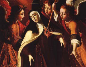 Teresa of Avila, also known as Teresa of the Child Jesus, is the Patroness of Spain and one of the great mystics of the Church.