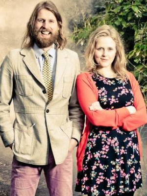 Atheist churches, or 'Sunday Assemblies' are the brainchild of British duo Sanderson Jones and Pippa Evans.