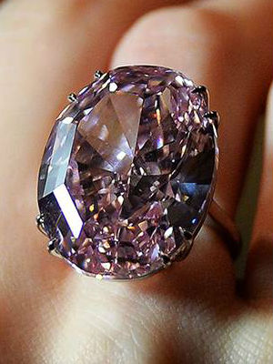 Pink Panther Diamond Real