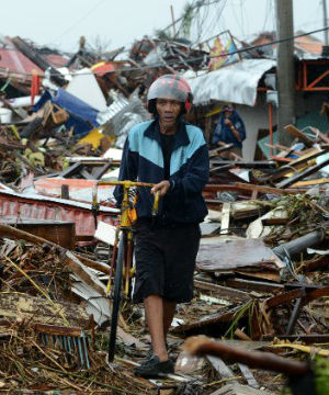The death toll from Typhoon Haiyan or Typhoon Yolanda could soar well over 10,000.