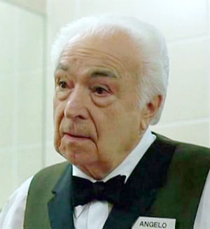 Venerable character actor Al Ruscio always seemed cast as the cranky old man. he has died at the age of 89