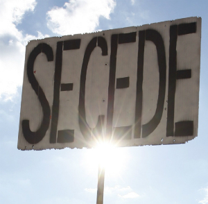 Secession is becoming a popular trend as voters seek to express disapproval at being systematically disfranchised.