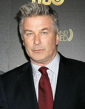 Actor Alec Baldwin blames the 'fundamentalist wing of gay advocacy' for the cancellation of his show.