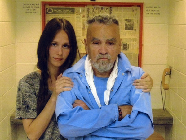 It won't be the first marriage for Charles Manson, who was married at least twice before he became a cult leader.