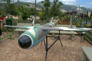 This Hezbollah drone is on exhibit in a Lebanese museum. It's already been replaced by a secret new model.