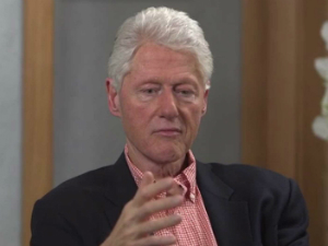 Former President Bill Clinton has asked Obama to keep his promise.