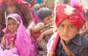 Boys, as well as girls, also face the pitfalls of child marriages.