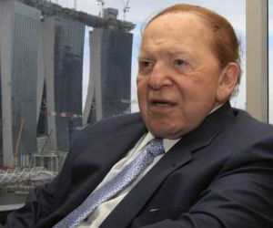 Internet gambling will hurt young and economically vulnerable Americans, Sheldon Adelson believes. He says that many of college age will view it as a potential way to get out from under a mountain of student debt.
