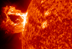 The Sun has been crackling with flares, emitting several each day over the past week.