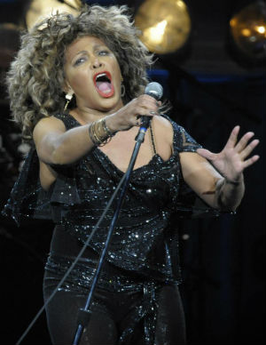 'I'm very happy in Switzerland and I feel at home here,' Tina Turner told a German newspaper in January. 'I cannot imagine a better place to live.'